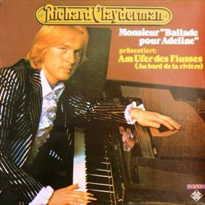 Cover - Richard Clayderman: Au Bord De La Riviere