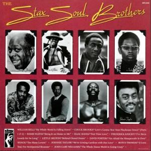 Stax Soul Brothers, The - Cover