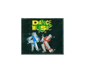 Cover - MC B. Feat. Daisy Dee: Dance Music 1990