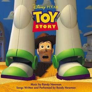Randy Newman: Toy Story - Original Soundtrack - Cover