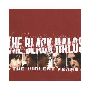 The Black Halos: Violent Years, The - Cover