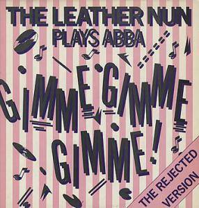 The Leather Nun: Gimme Gimme Gimme - Cover