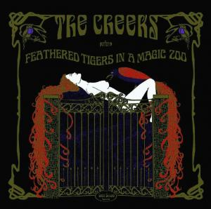 Cheeks, The: Feathered Tigers In A Magic Zoo - Cover