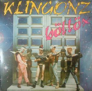The Klingonz: Böllöx - Cover