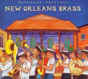 New Orleans Brass - Cover