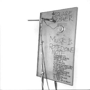 Cover - Squarepusher: Music Is Rotted One Note