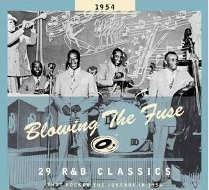 "Cover - ""5"" Royales, The: Blowing The Fuse - 1954"