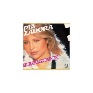Cover - Pia Zadora: Clapping Song, The