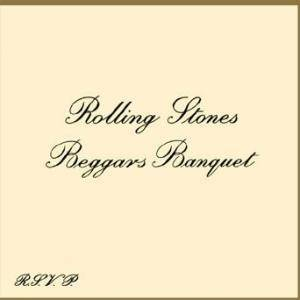 Cover - Rolling Stones, The: Beggars Banquet