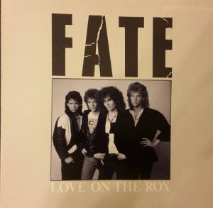 Cover - Fate: Love On The Rox
