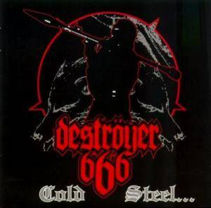 Deströyer 666: Cold Steel... For An Iron Age - Cover