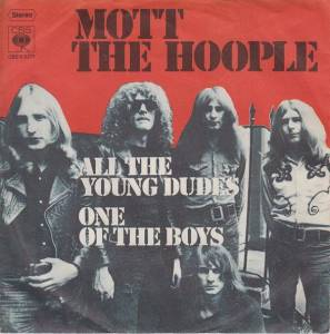 Cover - Mott The Hoople: All The Young Dudes