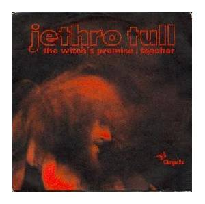 Jethro Tull: Witch's Promise, The - Cover