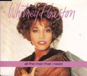 Whitney Houston: All The Man That I Need - Cover