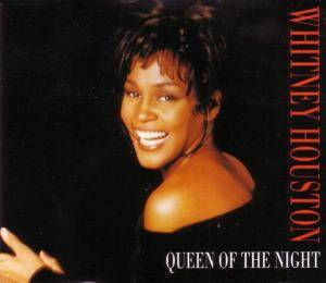 Whitney Houston: Queen Of The Night - Cover