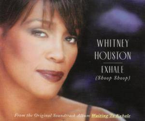 Whitney Houston: Exhale (Shoop Shoop) - Cover