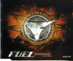 Cover - Fuel: Hemorrhage (In My Hands)