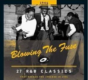 Cover - Big Maceo: Blowing The Fuse - 1946