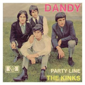 The Kinks: Dandy - Cover