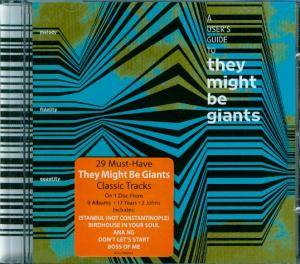 Cover - They Might Be Giants: User's Guide To They Might Be Giants, A