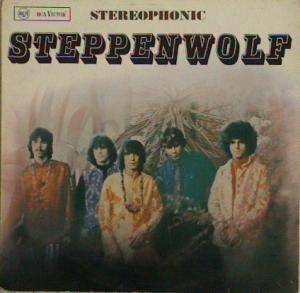 Steppenwolf: Steppenwolf - Cover