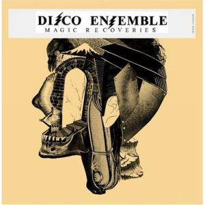 Disco Ensemble: Magic Recoveries - Cover