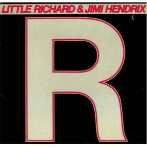 Cover - Little Richard & Jimi Hendrix: Friends From The Beginning