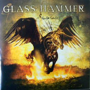 Cover - Glass Hammer: Shadowlands