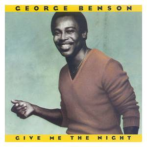 George Benson: Give Me The Night - Cover