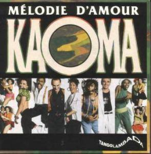 Cover - Kaoma: Mélodie D'amour