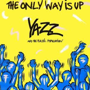 Yazz And The Plastic Population: Only Way Is Up, The - Cover