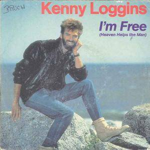 Kenny Loggins: I'm Free (Heaven Helps The Man) - Cover