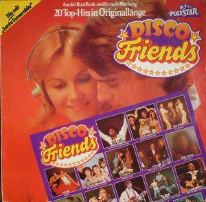 Disco Friends - Cover