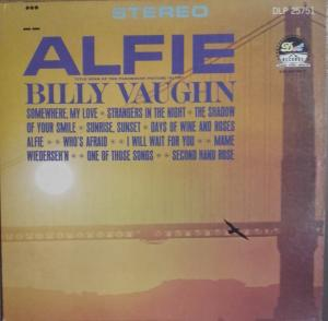 Billy Vaughn & His Orchestra: Alfie - Cover