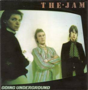 The Jam: Going Underground - Cover