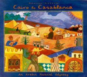 Cover - Ali Hassan Kuban: Cairo To Casablanca - An Arabic Musical Odyssey