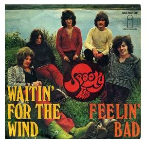 Spooky Tooth: Waitin' For The Wind - Cover