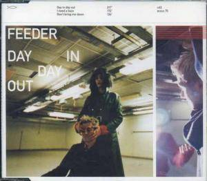 Cover - Feeder: Day In Day Out