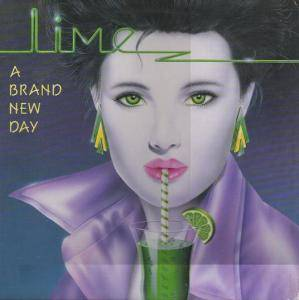 Cover - Lime: Brand New Day, A