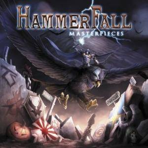 HammerFall: Masterpieces - Cover