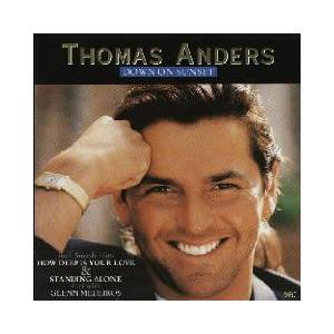 Cover - Thomas Anders: Down On Sunset