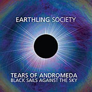 Cover - Earthling Society: Tears Of Andromeda - Black Sails Against The Sky