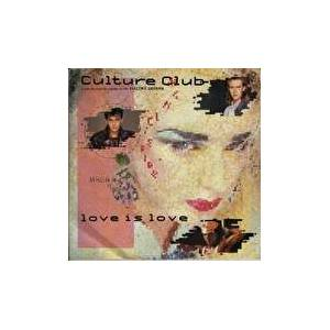 Culture Club: Love Is Love - Cover
