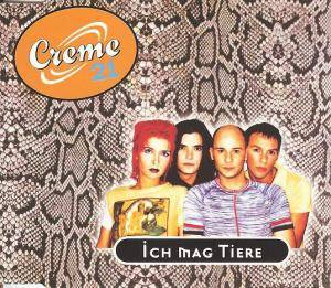 Cover - Creme 21: Ich Mag Tiere