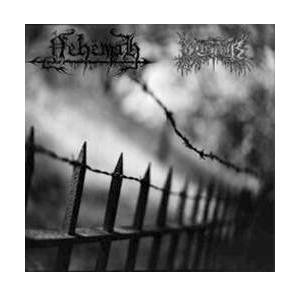 Nehëmah: Across The Landscape / Medieval Darkness And Hate - Cover