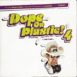 Cover - DJ Felipe: Dope On Plastic! 4