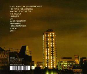 Bloc Party: A Weekend In The City (CD) - Bild 2