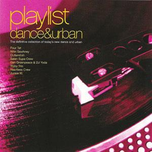 HMV - Playlist Dance And Urban 11 - Cover