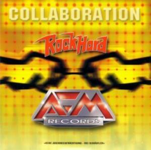 Rock Hard - AFM Records Collaboration - Cover