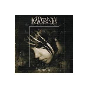 Katatonia: Teargas EP - Cover